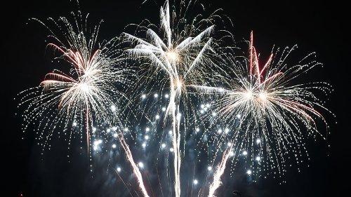 Jena: Großes Feuerwerk sorgt für Verwunderung – das steckte dahinter