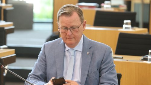 """Bodo Ramelow telefoniert mit Merkel: """"Sind die verrückt geworden?"""""""