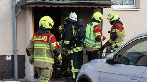 Kreis Nordhausen: Fünf Verletzte bei Brand in Ellrich – Haus unbewohnbar