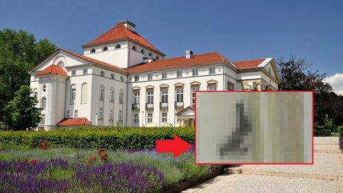 Nordhausen: Frau macht verrückten Fund an Neptunbrunnen