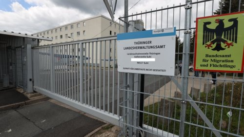 Suhl: Flüchtlingsheim sorgt weiter für Ärger – jetzt greift die Polizei durch