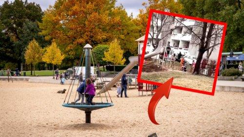 Jena: Kinder spielen auf Spielplatz – auf einmal tauchen SIE auf!