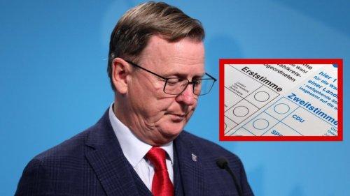 Bundestagswahl in Erfurt – Weimar: Ramelow gibt Corona Mitschuld an Ergebnis