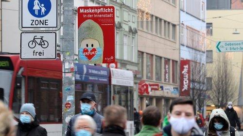 Corona in Thüringen: Erfurt geht voran – HIER wird die Maskenpflicht abgeschafft