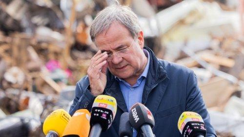 Armin Laschet: Als er SIE trifft, schlägt ihm blanke Wut entgegen