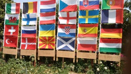 Gera: Krasse Aktion zur EM 2021 – Fans sind begeistert