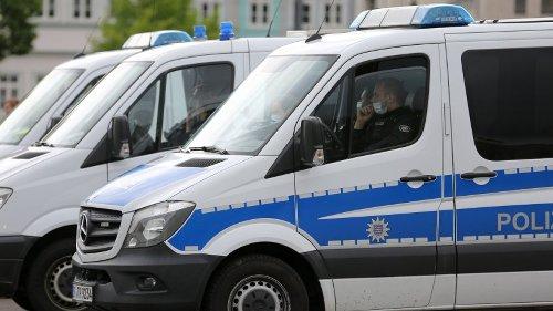 Corona in Thüringen: Verstärkte Polizeikontrollen in den Städten