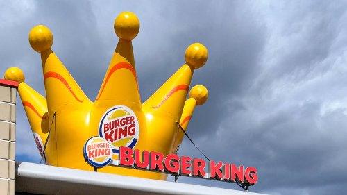 Burger King in Gera: Über diese Besucher schmunzeln alle