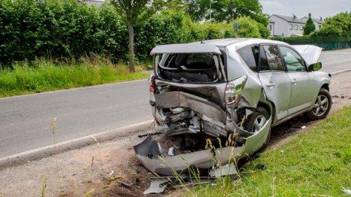 Erfurt: Auf einmal kracht es laut – 22-Jähriger bei Unfall verletzt