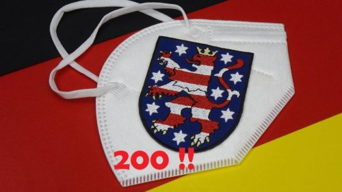 Corona in Thüringen: Inzidenz 200 im Freistaat geknackt!