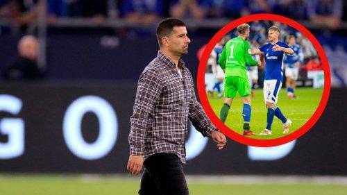 FC Schalke 04: Grammozis schmeißt ihn aus Startelf - Fans wütend