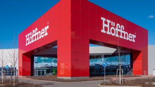 Höffner in Erfurt: Zwischenfall bei Neueröffnung – der Grund: