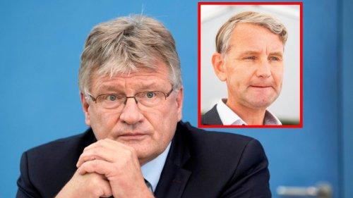 AfD-Chef wettert gegen Björn Höcke