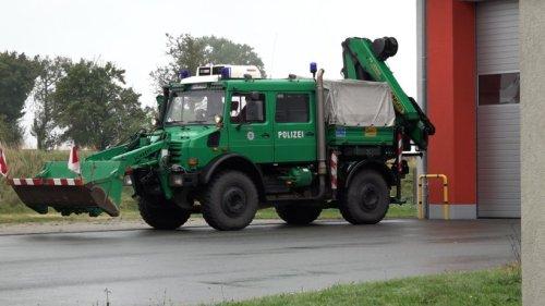Thüringen: Landwirt nach Brandserie – Polizeidurchsuchung