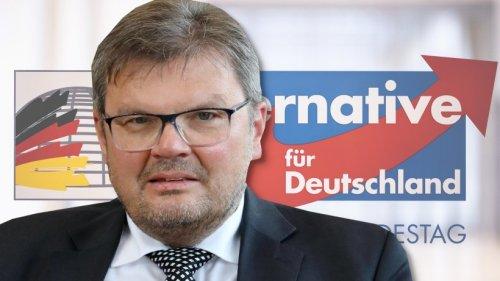AfD im Bundestag: Abgeordneter schreibt bizarre E-Mail an Kollegen