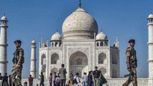 Indien lässt geimpfte Touristen wieder einreisen
