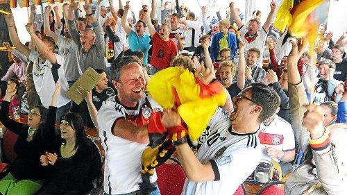 Wo in Thüringen man das erste Deutschland-EM-Spiel gucken kann