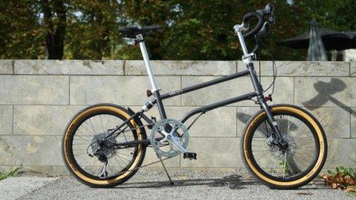 Unterwegs mit einem Gravel-Faltrad