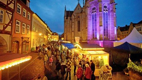 Mühlhausen sucht Händler für Weihnachtsmarkt