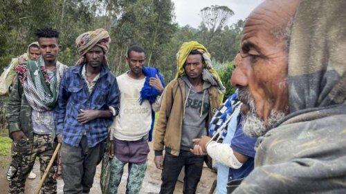 """US-Außenministerium """"schwer besorgt"""" über Gewalt in Tigray"""