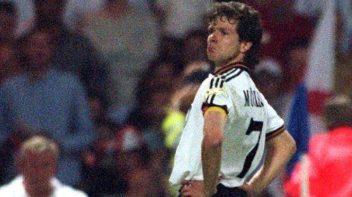 1996-Europameister Möller: DFB-Elf siegt im Elfmeterschießen