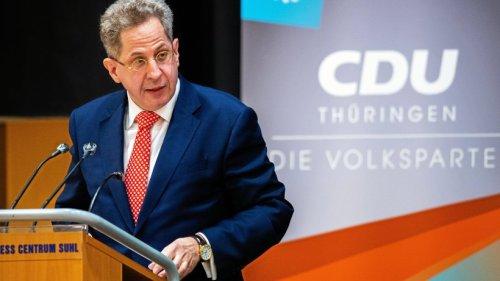 Thüringer CDU distanziert sich von Aussagen Maaßens