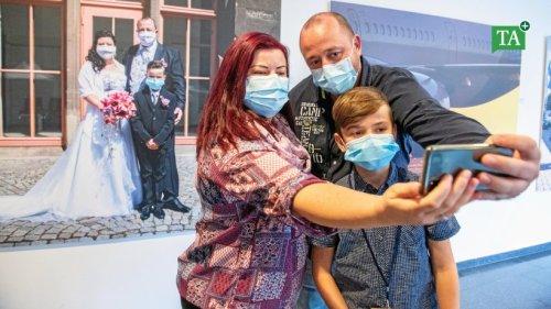 Als der Alltag den Atem anhielt: Ausstellung im Landtag zeigt Bilder aus der Pandemie