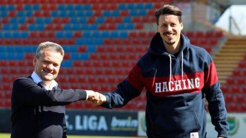 Beförderung: Sandro Wagner wird Chefcoach in Unterhaching