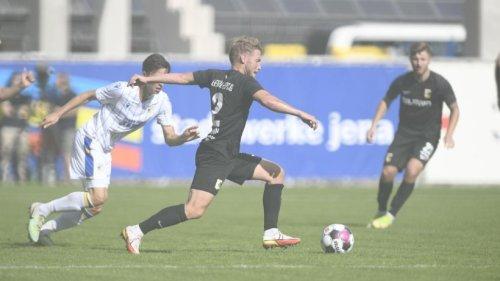 Siebenter Sieg in Folge: FC Carl Zeiss Jena gewinnt in letzter Minute gegen Chemie Leipzig