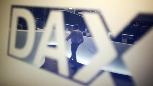 Dax geht mit Verlust ins Wochenende