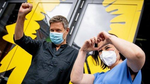 Grünen-Parteitag: Hartz 4, Mindestlohn und Drohnen