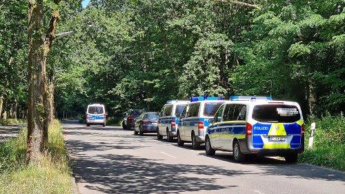Förster findet vermisste 12-Jährige aus dem Saale-Orla-Kreis in Sachsen