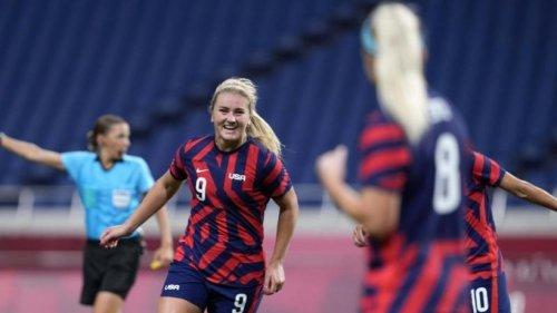 6:1 gegen Neuseeland: US-Fußballerinnen feiern ersten Sieg