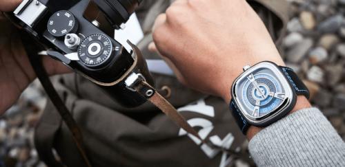 Lịch sử thương hiệu đồng hồ SevenFriday