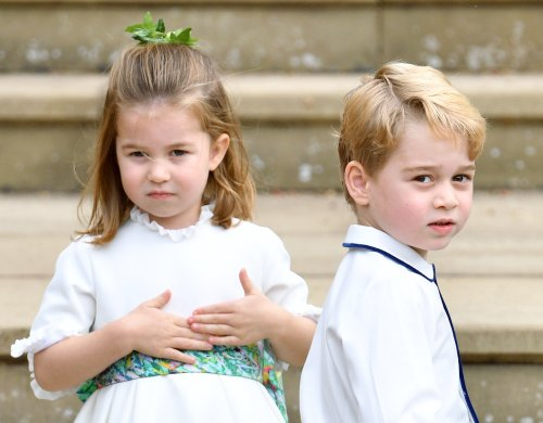 The Cambridge children don't like their pictures being taken anymore   Marie Claire