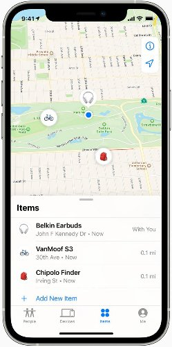 "Apple Opens ""Find My"" Crowdsourcing to Third-Party Accessories (For Real This Time!) - TidBITS"