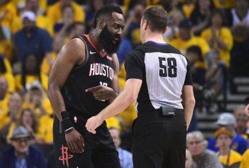 Foul Calls: Rockets Claim Officials Are Out To Get Them Against Warriors