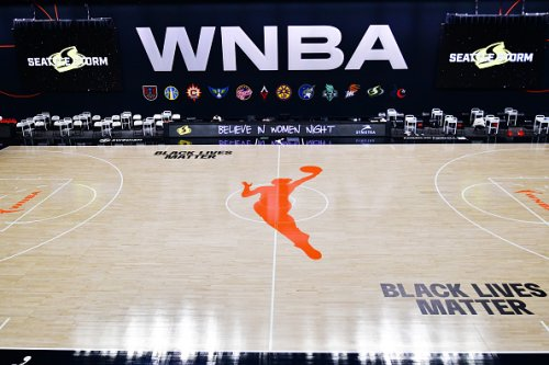 The WNBA Has Pulled a Controversial Jersey Days After Unveiling It. Here's Why Many Found the Design Problematic