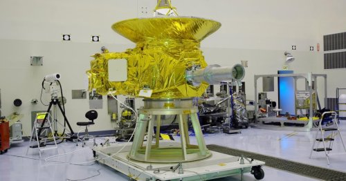 After Visiting Pluto, NASA's New Horizons Spacecraft Reaches Another Cosmic Milestone