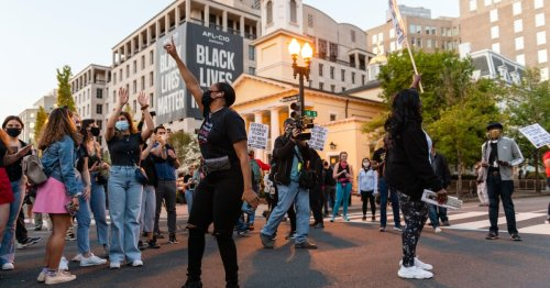 'It Was All Worth It.' After Being Injured and Arrested by Police, These George Floyd Protesters Now Feel Vindicated