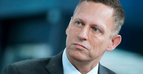 Who's Afraid of Peter Thiel? A New Biography Suggests We All Should Be
