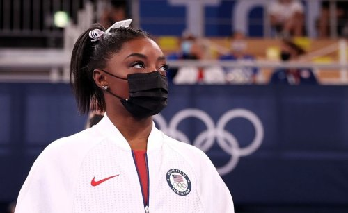 Simone Biles Opts Out of the Floor Final at the Tokyo Olympics