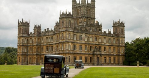 This Is How the Downton Abbey Dog Got the Name 'Isis'