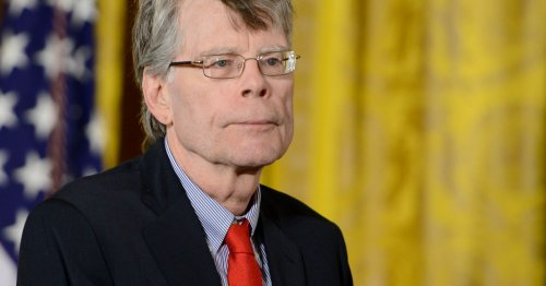 21 Pieces of Writing Advice From Stephen King