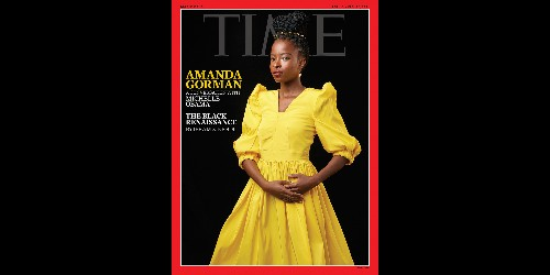 The Story Behind TIME's Amanda Gorman Cover
