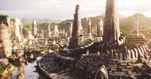 'Wakanda Doesn't Have Suburbs': How Movies Like Black Panther Could Help Us Save the Planet