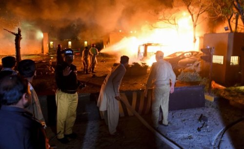 The Quetta Bombing Shows That China's Growing Global Presence Comes With Risk