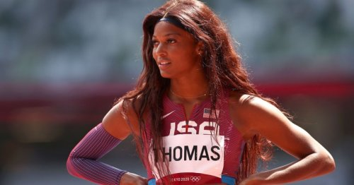 Gabby Thomas Is the Harvard Grad and Epidemiologist Who Could Win Olympic Gold