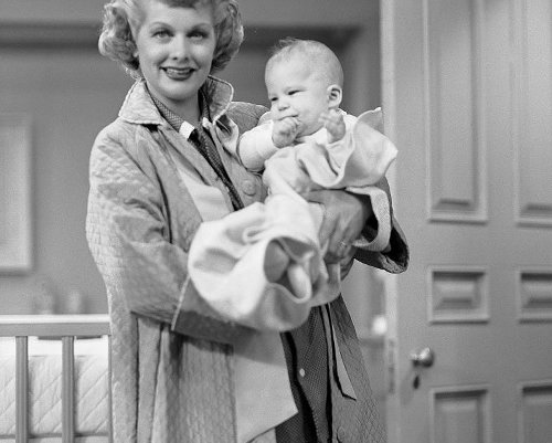How I Love Lucy Changed How America Saw Motherhood