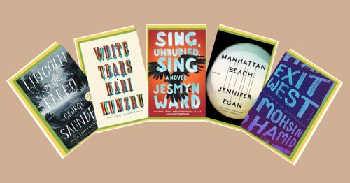 The Top 10 Novels of 2017